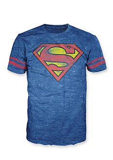 BioWorld Athletic Superman Tee