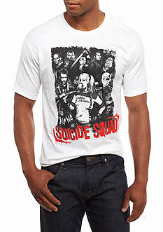 BioWorld Suicide Squad Group Graphic Tee