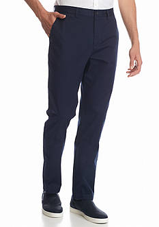 Michael Kors Tailored Cotton Chino Pants