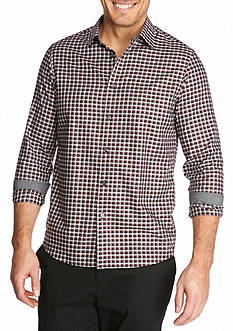Michael Kors Long Sleeve Tailored Fit Knox Shirt
