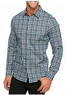 Michael Kors Tailored-Fit Romeo Gingham Check