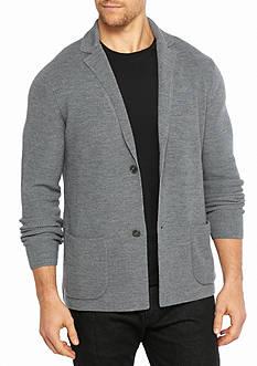 Michael Kors Long Sleeve Merino Sweater Cardigan