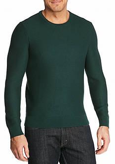 Michael Kors Long Sleeve Wool-Blend Crewneck Sweater