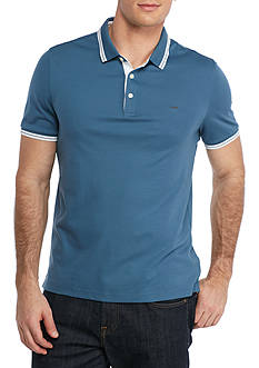 Michael Kors Logo Collar Polo