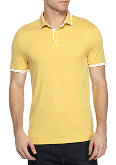 Michael Kors Logo Collar Polo