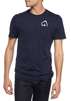 Michael Kors Short Sleeve Sunglasses Graphic Tee
