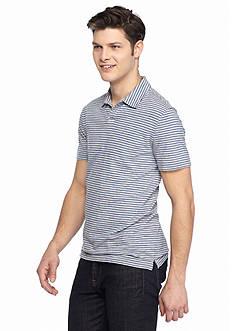 Michael Kors Mini Mariner Open Polo Shirt