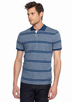 Michael Kors Birdseye Stripe Polo Shirt