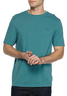 Michael Kors Short Sleeve MK Liquid Crew Neck Tee