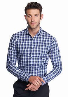 Michael Kors Slim Fit Alex Plaid Shirt