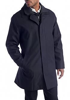 Lauren Ralph Lauren Tailored Clothing Lauren Edgar Black Short Raincoat