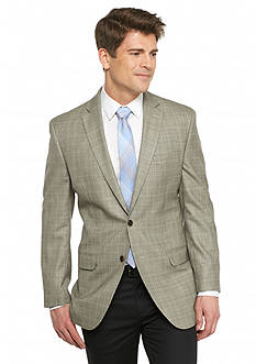 Lauren Ralph Lauren Tailored Clothing Classic-Fit Plaid Sport Coat