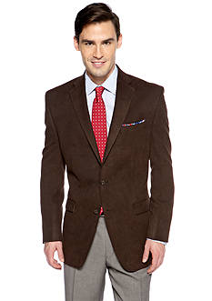 Lauren Ralph Lauren Tailored Clothing Suede Sport Coat