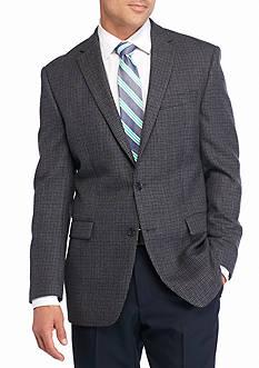 Lauren Ralph Lauren Tailored Clothing Classic-Fit Houndstooth Sport Coat
