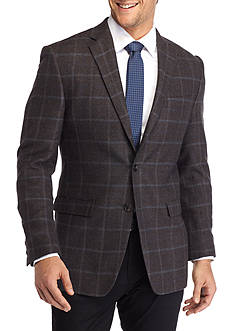 Lauren Ralph Lauren Tailored Clothing Classic-Fit Windowpane Sport Coat