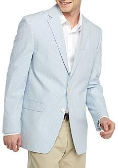 Lauren Ralph Lauren Classic-Fit Seersucker Sport Coat