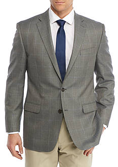 Lauren Ralph Lauren Classic-Fit Plaid Sport Coat