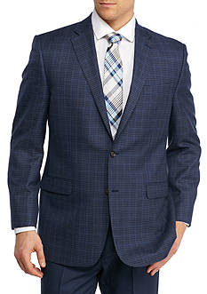 Lauren Ralph Lauren Classic-Fit Check Sport Coat
