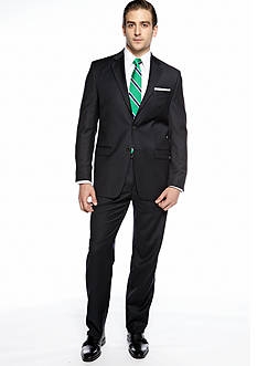 Lauren Ralph Lauren Classic Fit Navy Suit