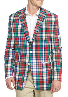 Lauren Ralph Lauren Classic-Fit Madras Plaid Ultaflex Sport Coat