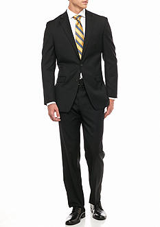 Lauren Ralph Lauren Classic Fit Herringbone Wool 2-Piece Suit