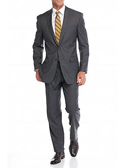 Lauren Ralph Lauren Classic-Fit Ultra Flex Windowpane Suit