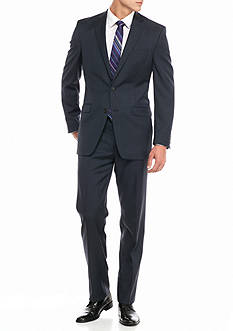 Lauren Ralph Lauren Classic-Fit Windowpane Suit