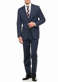 Lauren Ralph Lauren Classic Fit Plaid 2-Piece Suit