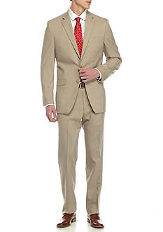 Lauren Ralph Lauren Classic-Fit Ultraflex Solid Suit