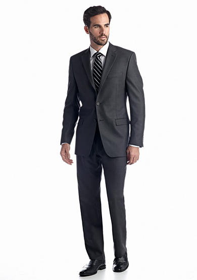Lauren Ralph Lauren Classic Fit Charcoal Suit