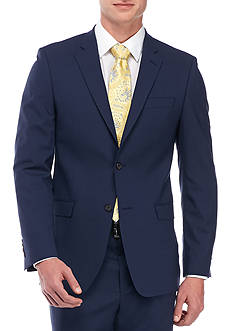Lauren Ralph Lauren Tailored Clothing Slim-Fit Tailored Suit Separate Coat