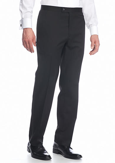 Madison Classic-Fit Tailored Suit Separate Pants