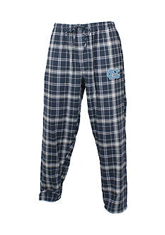 College Concepts Carolina Tar Heels Flannel Lounge Pants