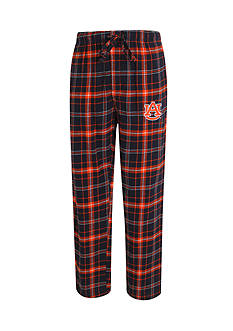 College Concepts Auburn Tigers Flannel Lounge Pants