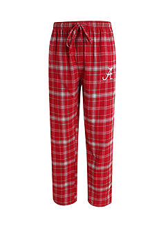 College Concepts Alabama Crimson Tide Flannel Lounge Pants