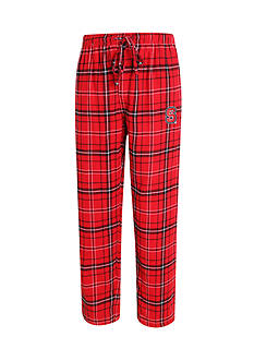 College Concepts North Carolina State Wolfpack Flannel Lounge Pants