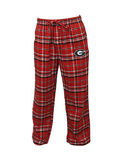 College Concepts Georgia Bleacher Sleep Pant