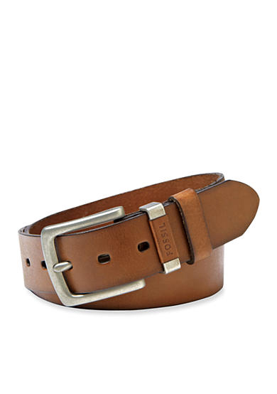Fossil® Jay Leather Jean Belt