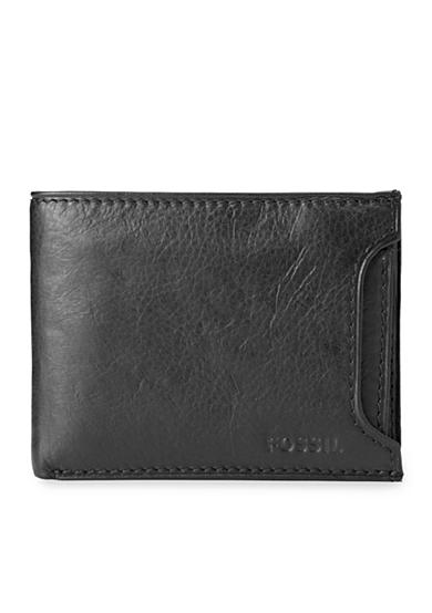 Fossil® Ingram Leather 2 In 1 Bifold Wallet
