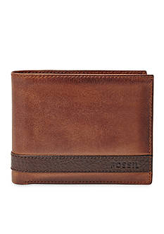Fossil Omega Tri-Fold Wallet