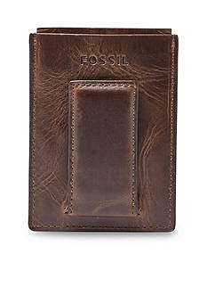 Fossil® 'Derrick' Magnetic Card Case