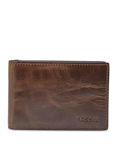 Fossil® Derrick Money Clip Wallet