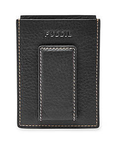 Fossil® Lincoln Magnetic Card Case