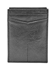 Fossil Ingram RFID-Blocking Magnetic Card Case