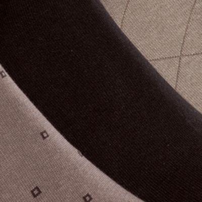 Mens Dress Socks: Opal Calvin Klein 3-Pack Patterned Dress Socks