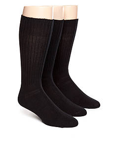 Calvin Klein Cotton Classic Crew Socks 3-Pack