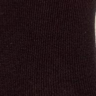 Casual Socks for Guys: Black Calvin Klein Giza Cotton Dress Socks - Single Pair