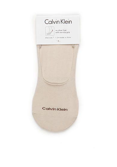 Calvin Klein Low Cut Dress Liner Socks - Single Pair