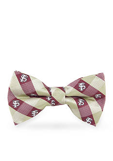 Eagles Wings Florida State Seminoles Check Pre-tied Bow Tie