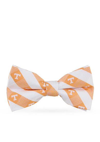 Eagles Wings Tennessee Volunteers Check Pre-tied Bow Tie